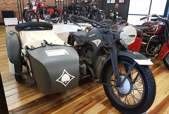 Invercargill, Nueva Zelanda: Classic Motorcycle Mecca