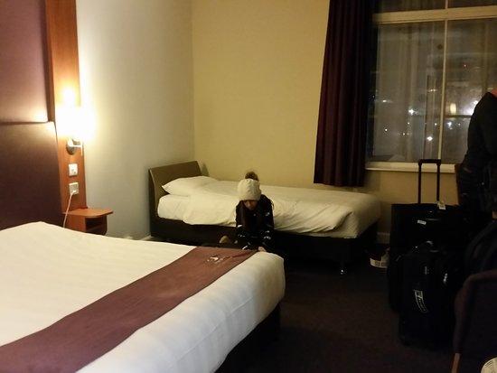 Premier Inn London County Hall Hotel