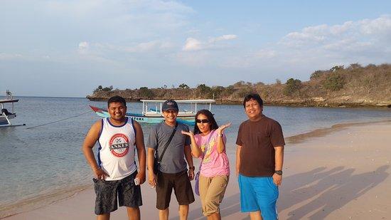 Desa Sekotong Barat, Indonesia: Pantai Pink
