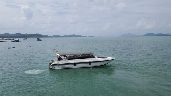 Rawai, Thailand: Venez découvrir nos croisières.....renseignement par mail sttropezspeedboat@hotmail.com