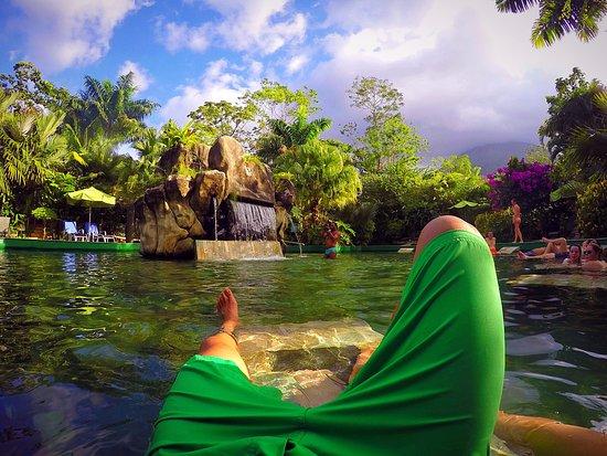 Santa Ana, Kosta Rika: Hot Springs!