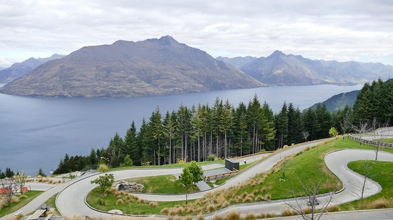 Queenstown, Selandia Baru: Fun, fast ride