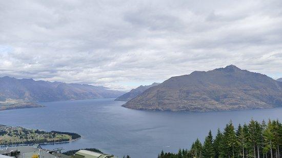 Queenstown, Selandia Baru: Great views from the top