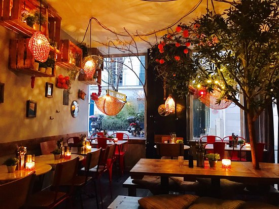 Photo of French Restaurant La Mangerie at 7 Rue De Jarente, Paris 75004, France