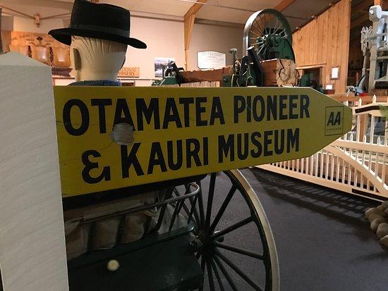 Matakohe, Nieuw-Zeeland: kauri museum boarding house