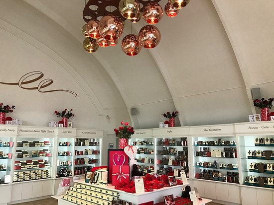 Kerikeri, Νέα Ζηλανδία: gift shop. love the new lighting