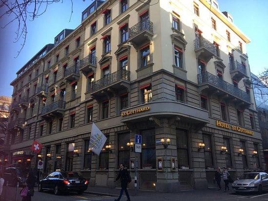 Hotel St. Gotthard: photo0.jpg