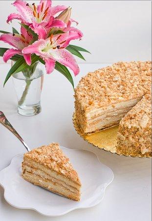 Dacha: Napoleon Cake