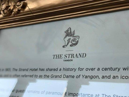 The Strand: Inside