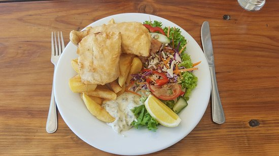 Tasman, New Zealand: Kohatu Flat Rock Cafe