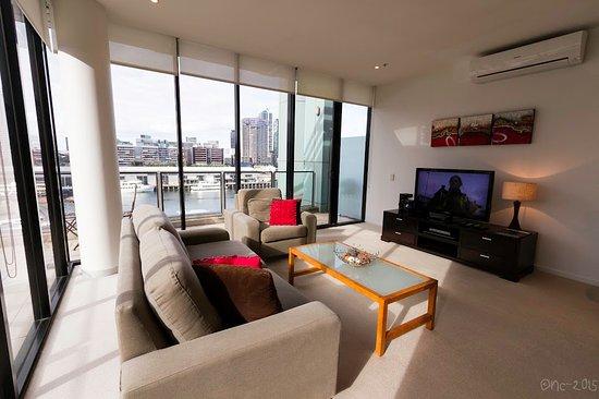 Docklands Prestige Apartments Melbourne   UPDATED 2018 Prices U0026 Condominium  Reviews (Australia)   TripAdvisor