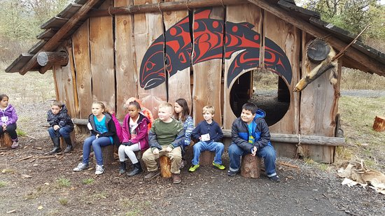 Springfield, Орегон: dorris ranch with Mrs. Couregon's class 2016