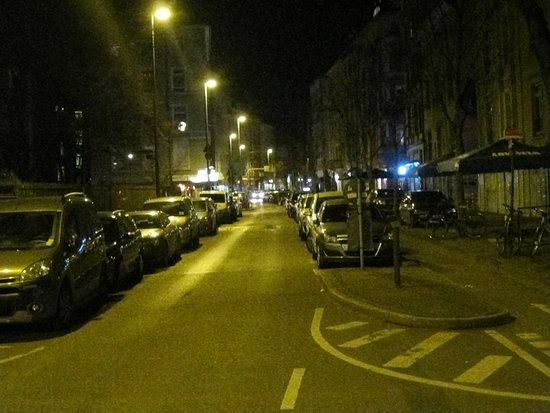 Berger Street (Berger Strasse): Berger Straße