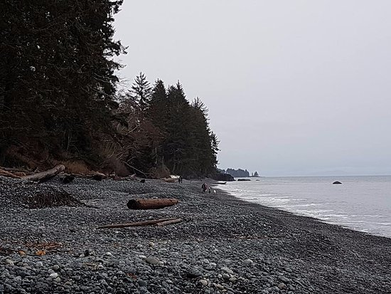 Sooke, Канада: Sandcut Beach