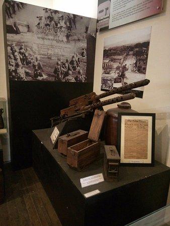 Museo Sugbo: guerilla