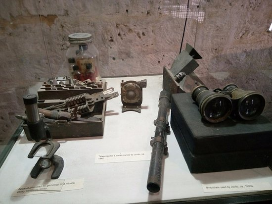 Museo Sugbo: medical equipment