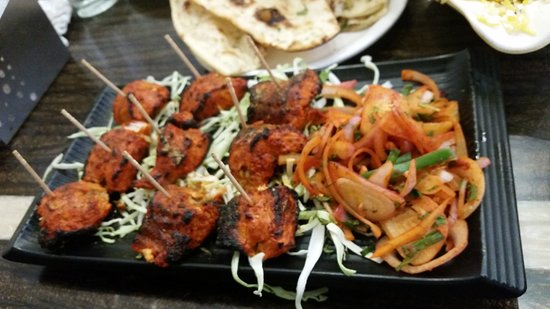 Great Sagar Restaurant: FISH TIKKA