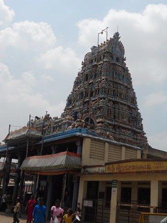 Thiruverkadu Devi Karumariamman Temple