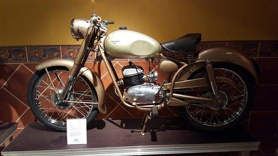 Museo de Motos Juan Antonio Garcia