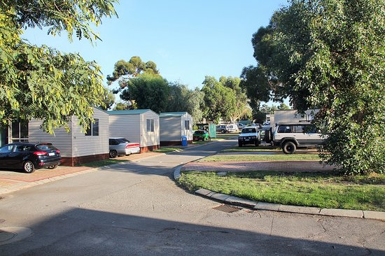 Middle Swan, Australia: Cabins