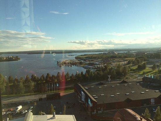 Pitea, Suecia: Very nice view