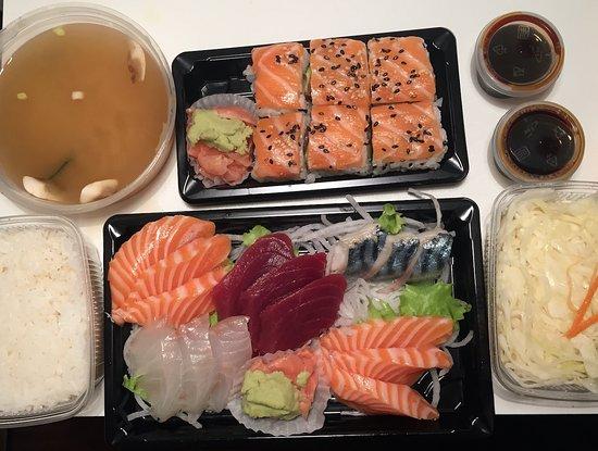 okita sushi les ulis restaurant avis num ro de t l phone photos tripadvisor. Black Bedroom Furniture Sets. Home Design Ideas