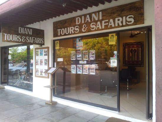 Diani Tours and Safaris - Private Day Tours