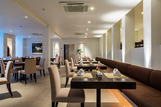 Ko Racha Yai, Thailand: Earth Cafe All Day Dining.