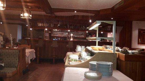 Restaurant Hotel City, zoals eerder gezegd, uitstekend eten.