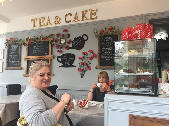 Lacey's Tea Rooms: Looking for for a cuppa and a snack or something more substantial don't fail to pop into this de