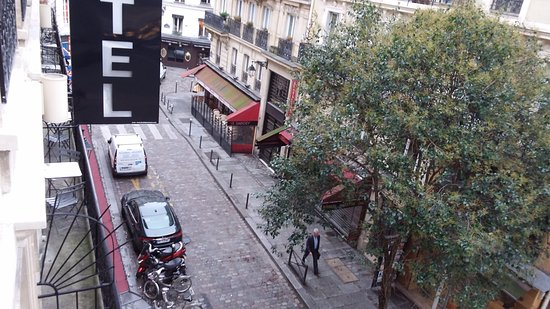 Hotel Europe Saint Severin: Room view