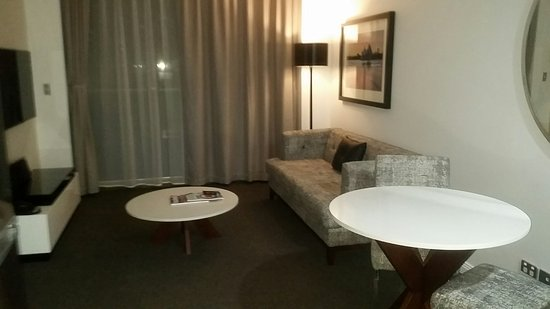North Sydney, Australia: Lounge area
