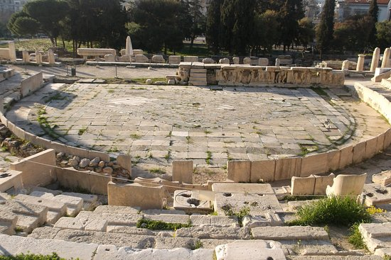 Photo of Monument / Landmark Theater of Dionysus at Μιτσαίων 25, Athens 105 58, Greece