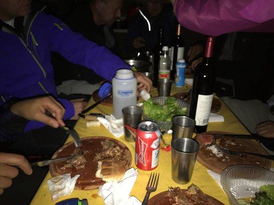Trekking Travel Expediciones - Day Tours : great steak dinner