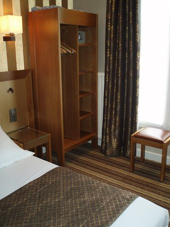 Hotel Bellevue: camera