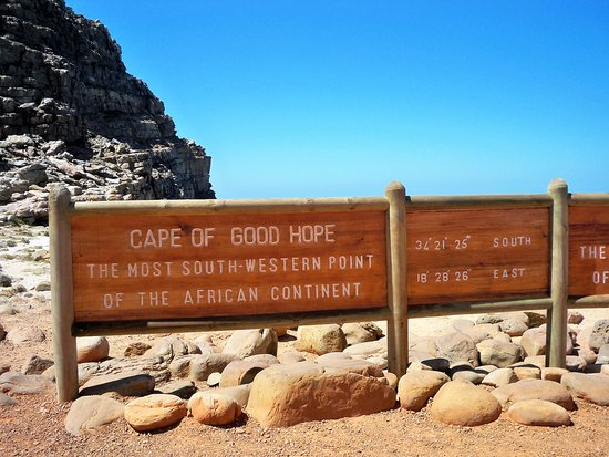 The tip of the map! - Traveller Reviews - Cape of Good Hope ...
