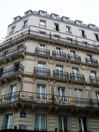 Hotel Bellevue: hotel