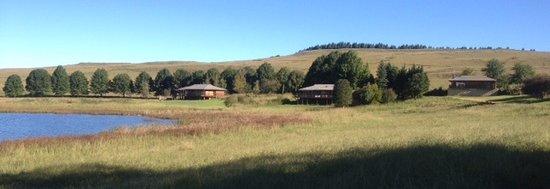 Himeville, Güney Afrika: Houses and Reception
