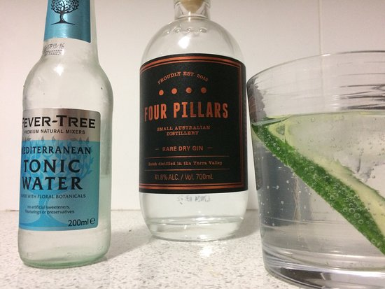 Healesville, Australia: I was excited to try this place and it didn't let me down. Great venue. Even better Gin.