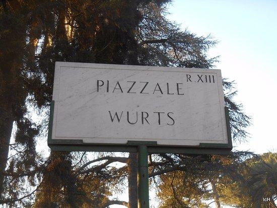 Piazzale Wurts