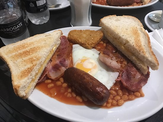 Cafe Nuvo: Best four pounds ever spent on breakfast
