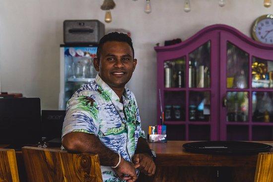 Habaraduwa, Sri Lanka: Stewart - ISURU