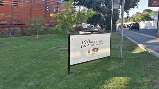 National Wine Centre of Australia: Wine