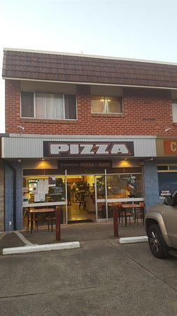 ‪‪Culburra Beach‬, أستراليا: Bamboleo Pizza‬