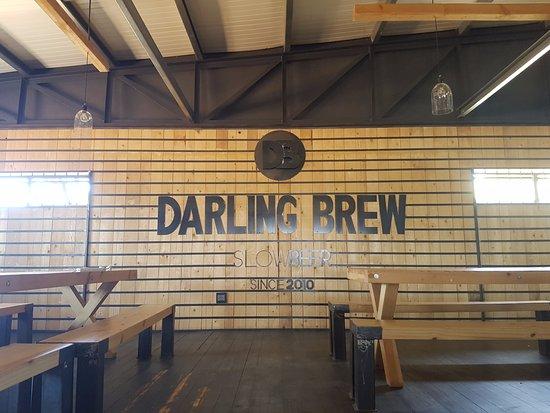 Darling Brewery: Tasteroom