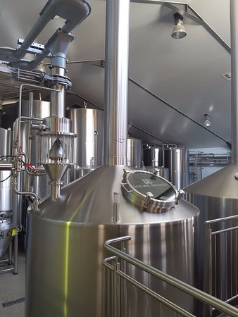 Darling Brewery: Brew House