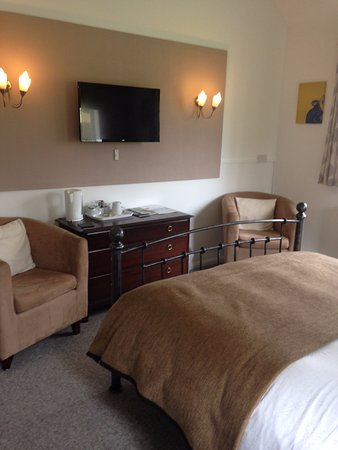 Bowens Bed and Breakfast: King double room