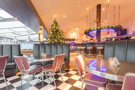 Buren, The Netherlands: Een echt familierestaurant