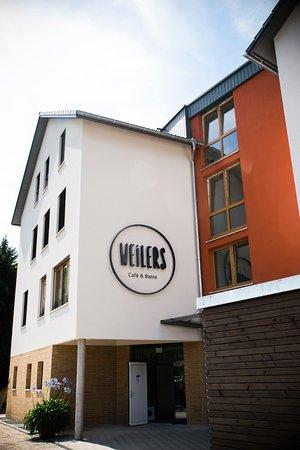 Stuehlingen, Tyskland: Café Weilers
