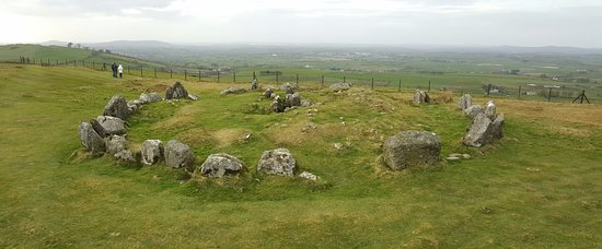 Oldcastle, Ireland: Loughcrew Megalithic Cairn